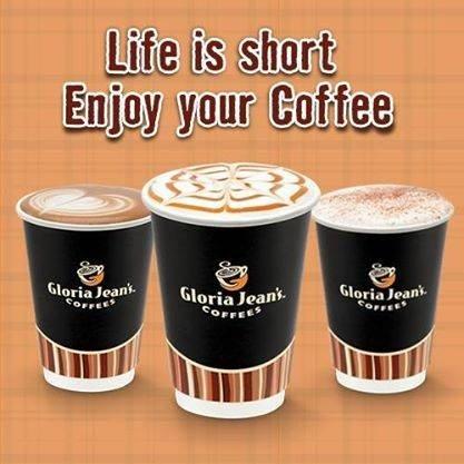 gloria jeans coffee marketing