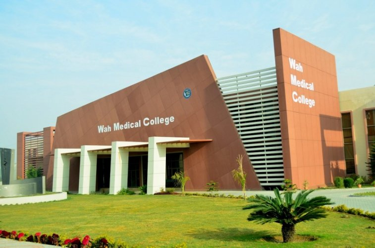 Institute of Nursing - Wah Medical College cover