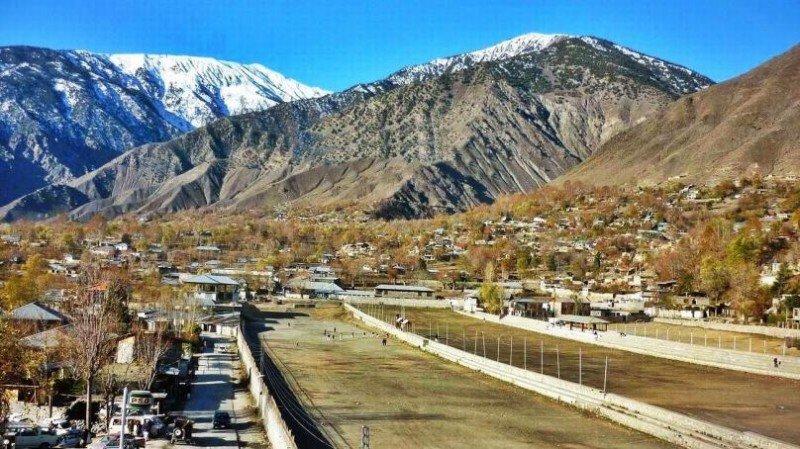 Pamir Valley Chitral