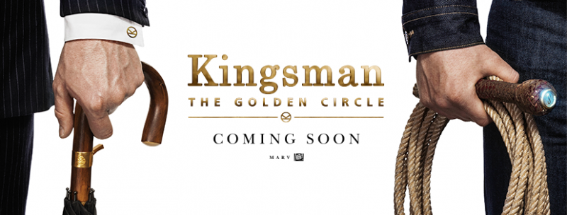 Kingsman The Golden Circle 3