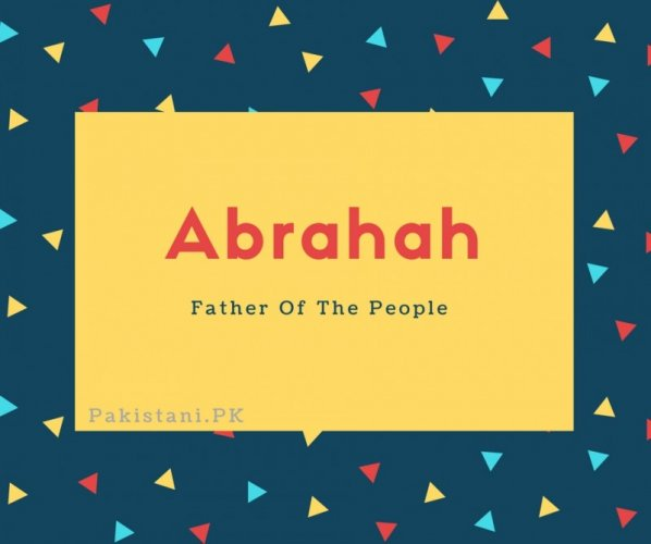 Abrahah