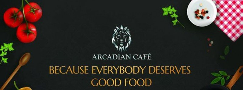Arcadian Cafe Cover