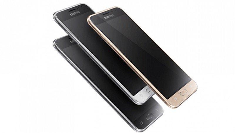 Samsung Galaxy J3 Pro Colors