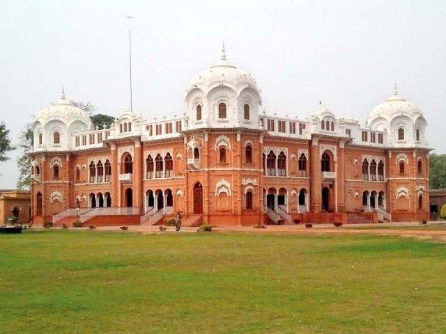 Darbar Mahal Bahawalpur 1