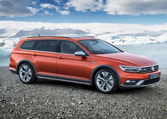 Volkswagen Passat Alltrack - Price in Pakistan