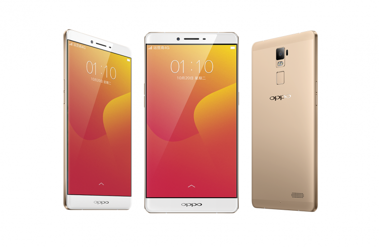 Oppo R7 Plus 4GB Look