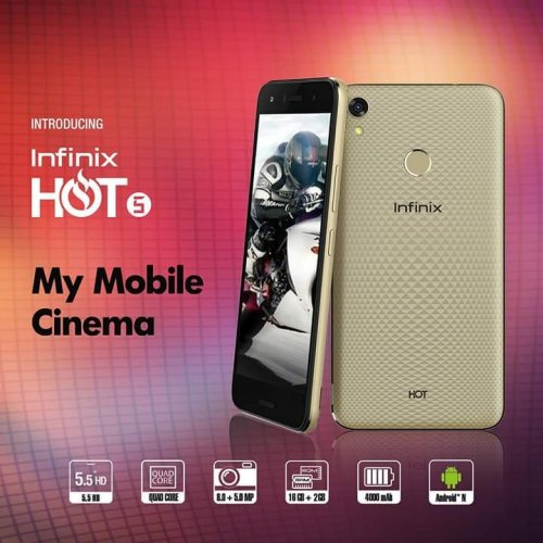 Infinix Hot 5 Features