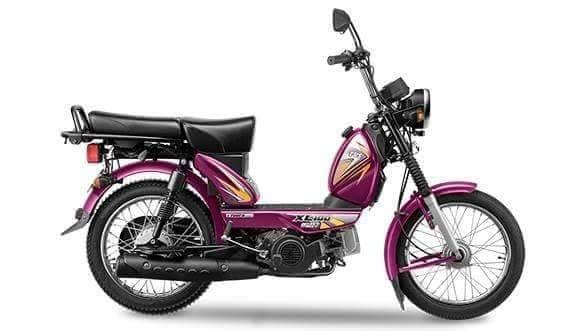 TVS XL 100 Comfort Price, Review, Mileage, Comparison