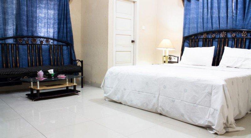 New City Lodge Double Bedroom