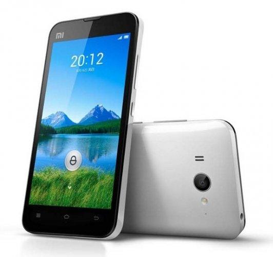 Xiaomi Mi 2 Front Look