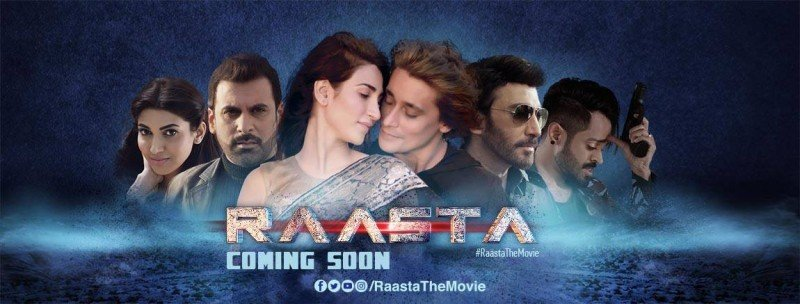 Raasta Movie Cover Photo