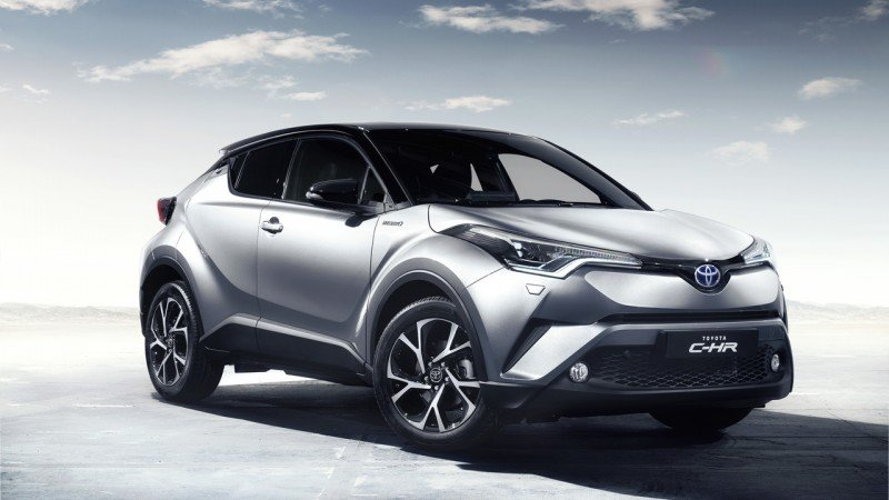 Toyota C-HR 1.8 Hybrid 2017 - Price, Features and Reviews