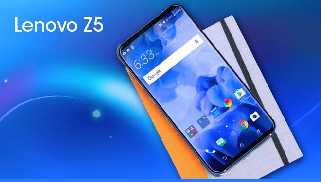 Lenovo Z5 - Price, Comparison, Specs, Reviews