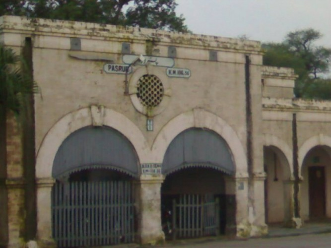 Pasrur Railway Station