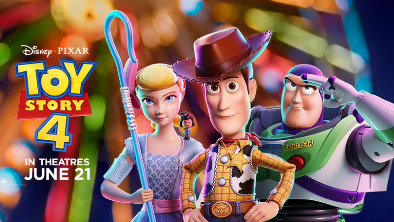 Toy Story 4 - Actors, Release Date, Review
