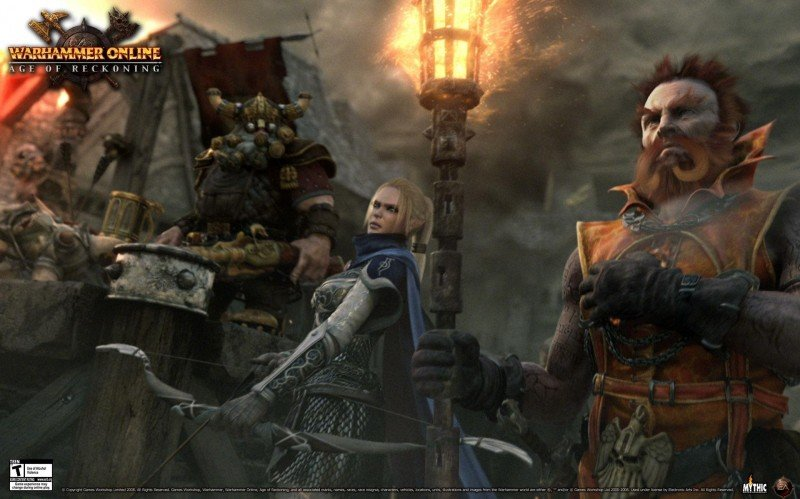 Warhammer Online: Age of Reckoning  - Characters, System Requirements, Reviews and Comparisons
