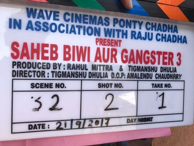 Saheb Biwi Aur Gangster 3 4