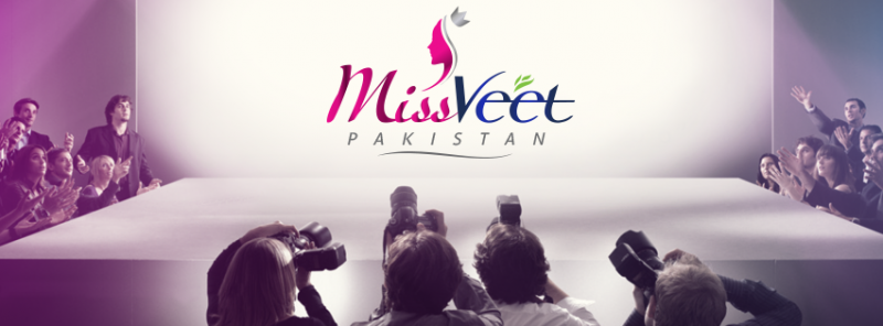 Miss Veet Pakistan 2016 Cover