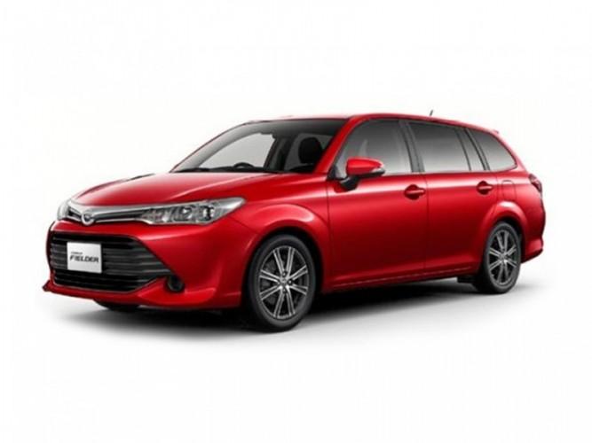 Toyota Corolla Fielder Hybrid G WB 2021 (Automatic)