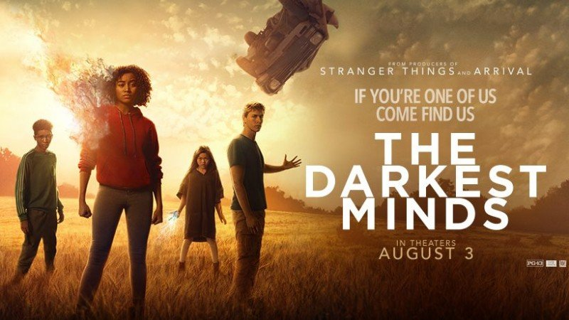 The Darkest Minds 6