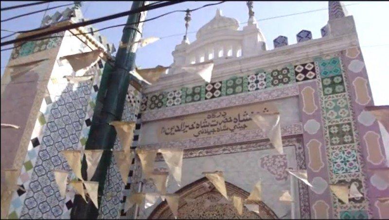 Adam Shah's Tomb 3