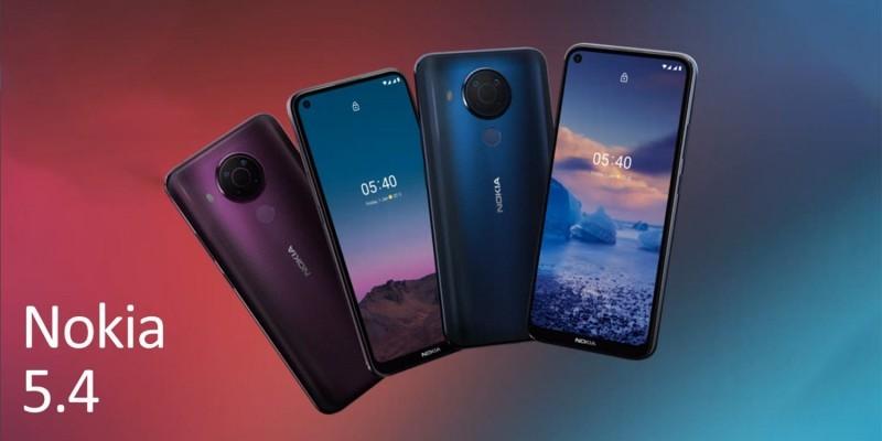 Nokia 5.4 - Price, Specs, Review, Coparison