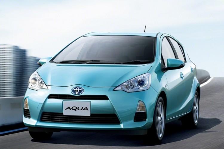 Toyota Aqua G 2021 (Automatic)