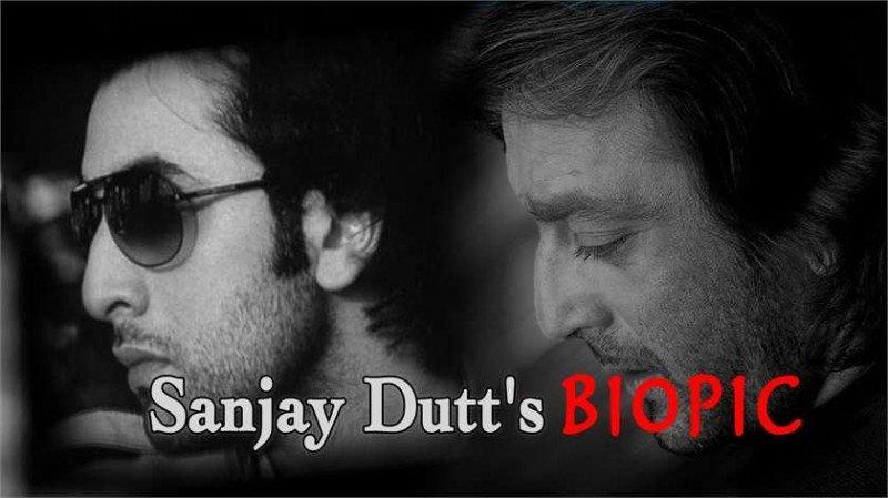 Untitled Sanjay Dutt biopic