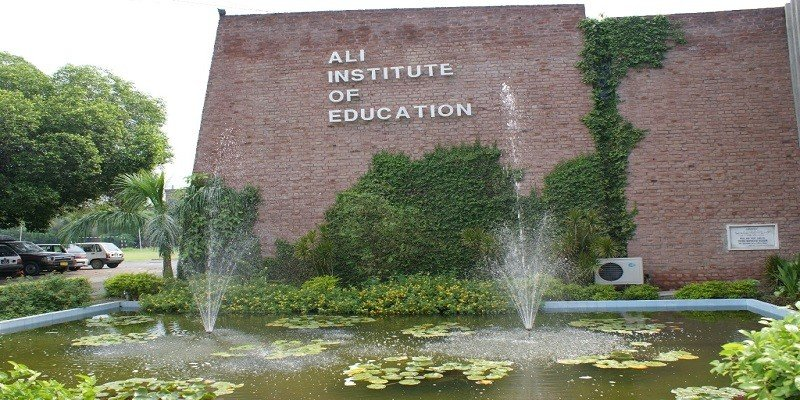 Ali Institute of Education Complete Information