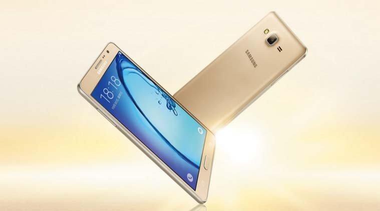 Samsung Galaxy On7 Look