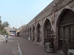 Mughal -Caravanserai Gor Khatri 2