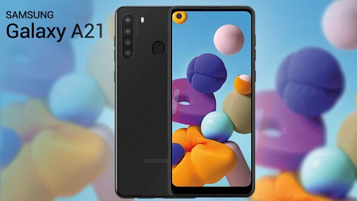 Samsung Galaxy A21 - Price, Specs, Review, Comparison