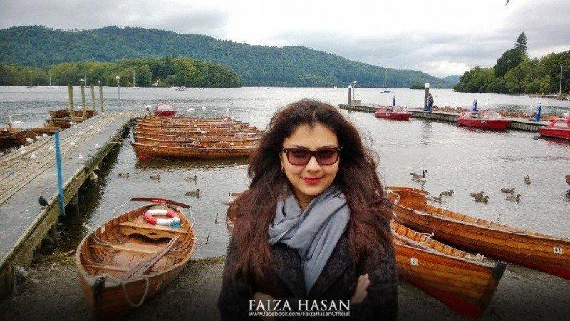 Faiza Hasan 25