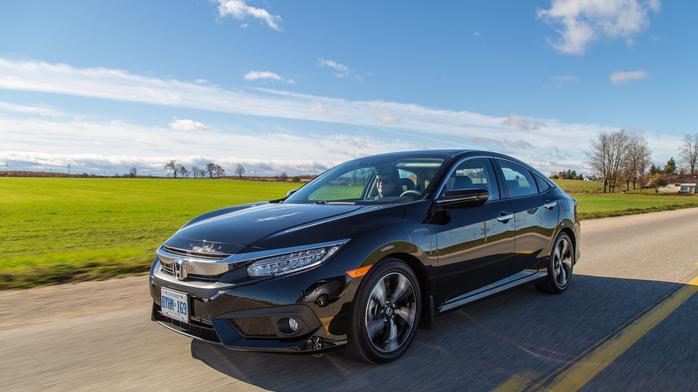 Honda Civic 4-Door Manual LX 8