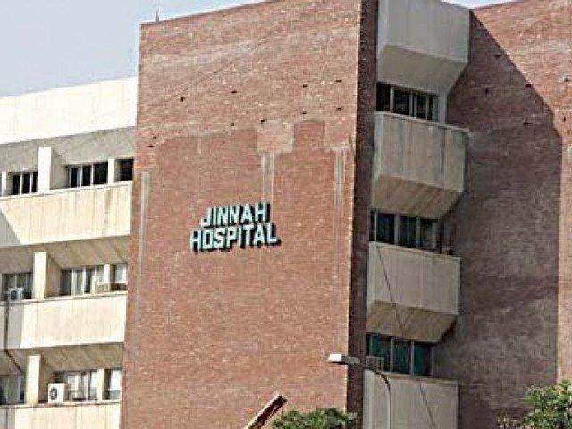 Jinnah General Hospital cover