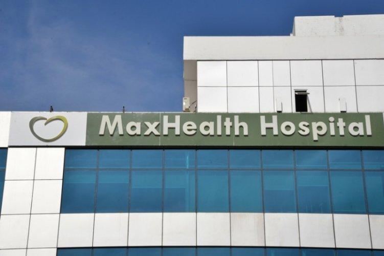 Max Health Hospital - Cover