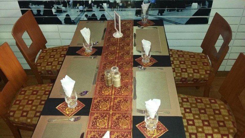 Taam-E-Irani Indoor Location