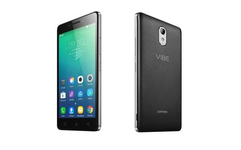 Lenovo Vibe P1m Front And Back