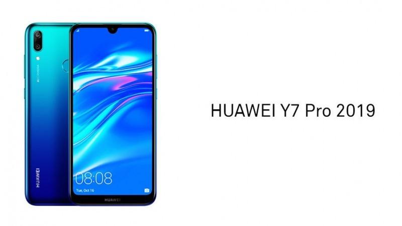 Huawei Y7 Pro (2019) - Price, Reviews, Specs, Comparison