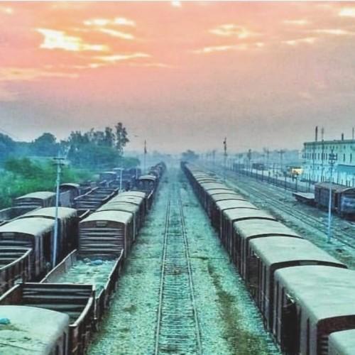 Rohri Junction Railway Station