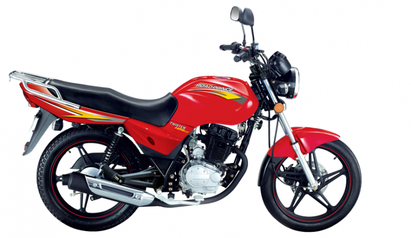 Road Prince Twister 125 2018 - Price, Features and Reviews