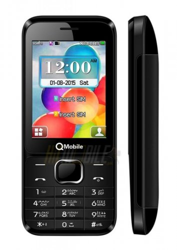 QMobile Power 900 Side Look
