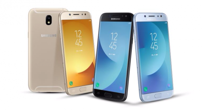 Samsung Galaxy J5 Pro Colors