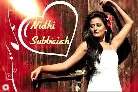 Nidhi Subbaiah 20