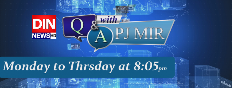 Q & A with PJ Mir - Complete Details