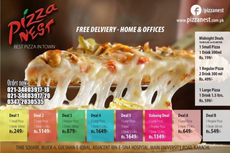 Pizza Nest