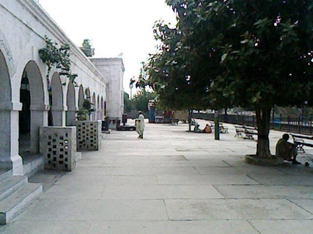 Qila Sheikhupura Junction Railway Station