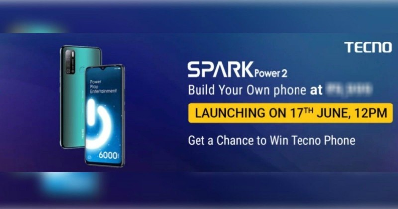 Tecno Spark Power 2 - Price, Specs, Review, Comparison