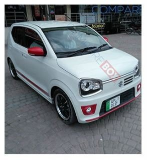 Suzuki Alto 660 CC 2018 - Prices, Features and Reviews