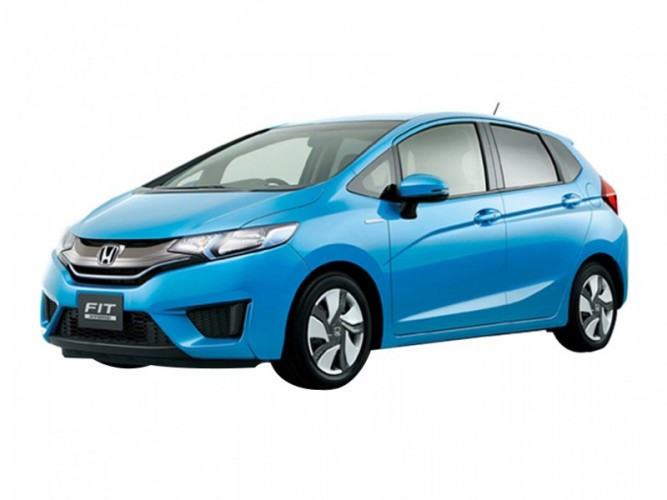Honda Fit 13G F Package (Automatic)